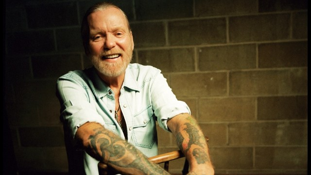 Gregg Allman (Photo by Danny Clinch)