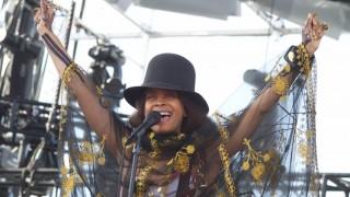 Erykah Badu at Coachella 2011 (Photo by Jim Donnelly)