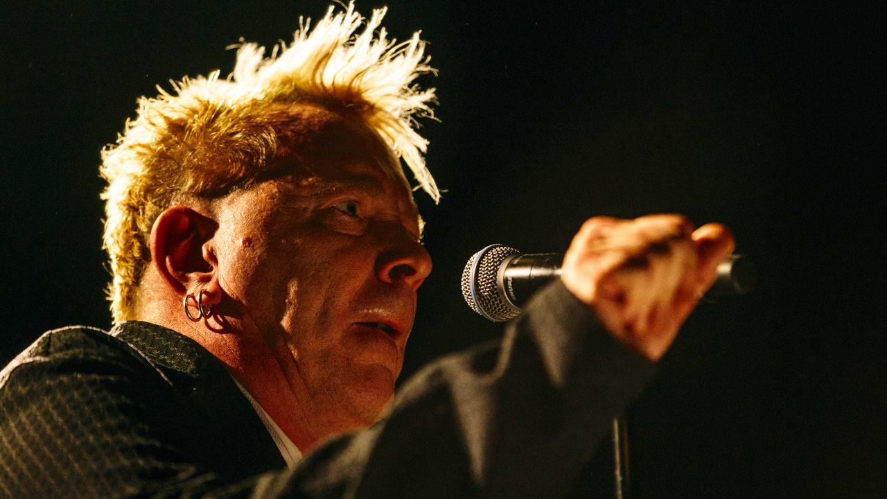 Public Image Ltd at the Fonda Theatre (Photo by Maximilian Ho)
