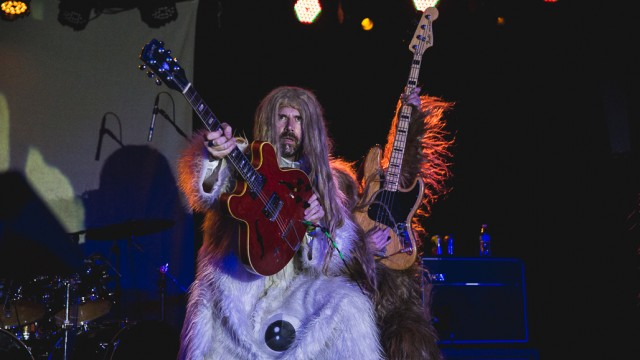 Super Furry Animals at the Roxy (Photo by Rayana Chumthong)