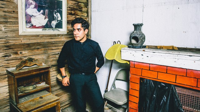 Neon Indian (Photo by Pooneh Ghana)