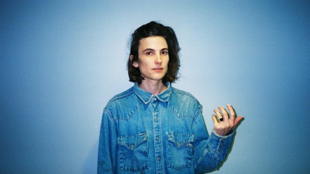 Cole Smith of DIIV (Photo by Sandy Kim)