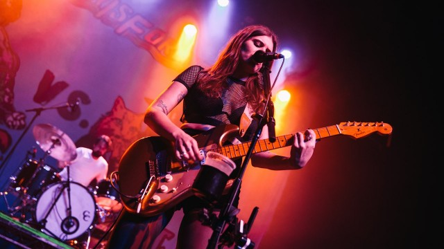 Best Coast at the Fonda Theatre (Photo by Maxmilian Ho)