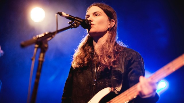 Eliot Sumner at the Echo (Photo by Michelle Shiers)