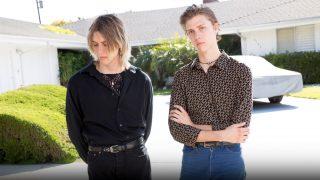 Wyatt and Fletcher Shears, aka The Garden