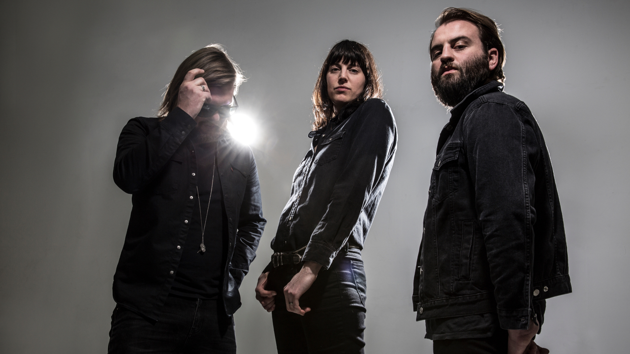 Band of Skulls (Photo by Andy Cotterill)