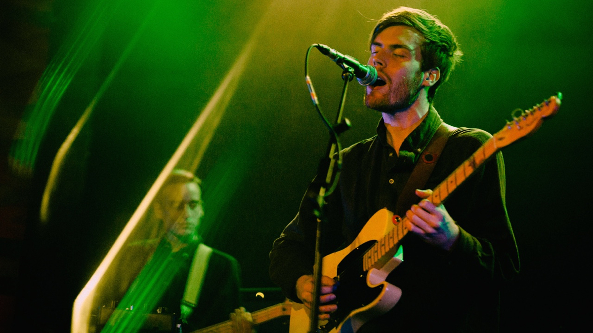 Wild Nothing at the Regent Theater (Photo by Anna Maria Lopez)