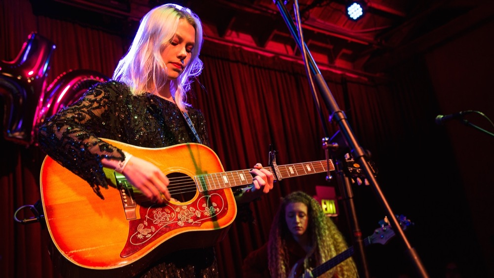Phoebe Bridgers at the Bootleg Theater in February (Photo by Joel Michalak)