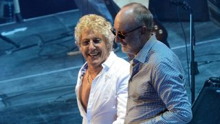 The Who in 2012 (Photo by Rick Diamond/Getty Images)
