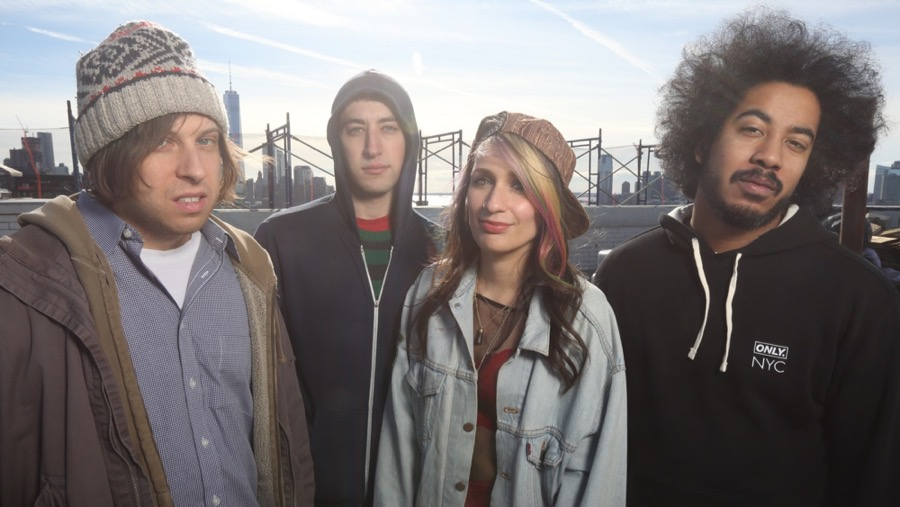 Speedy Ortiz (Photo by Bob Gruen)