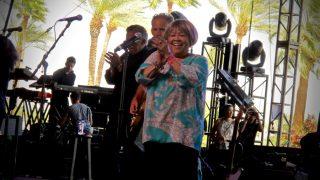 Mavis Staples at Coachella 2016 (Photo by Bronson)