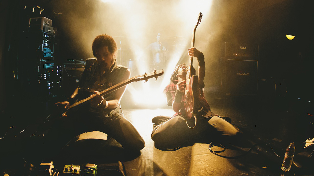 Radkey at the Echo (Photo by Michelle Shiers)