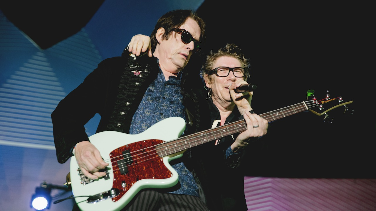 Psychedelic Furs at the Santa Monica Pier Twilight Concerts series (Photo by Michelle Shiers)
