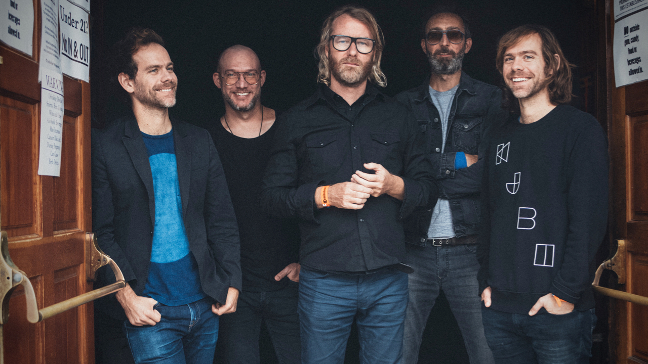 The National (Photo by Shane McCauley)