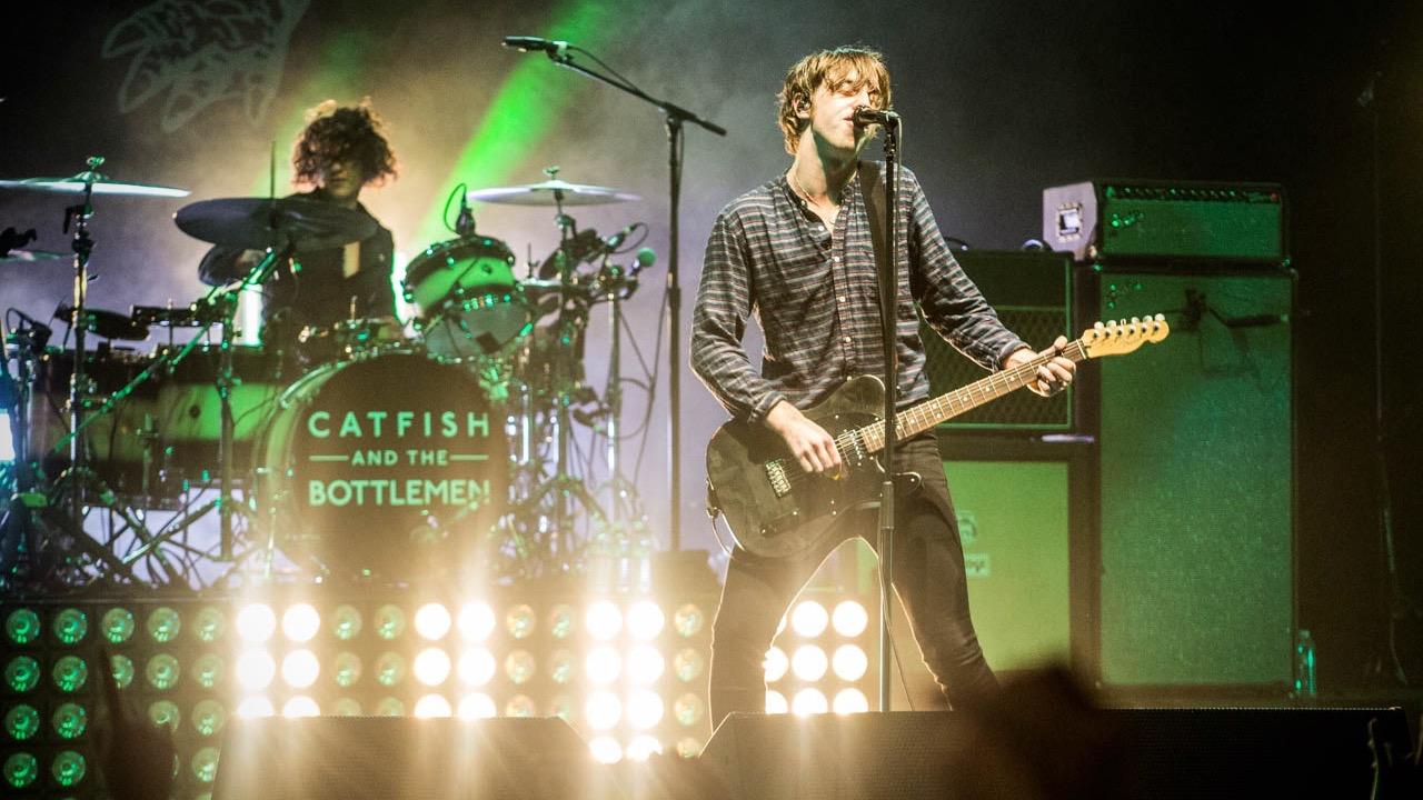 Catfish & the Bottlemen at the Wiltern (Photo by Jessica Hanley)