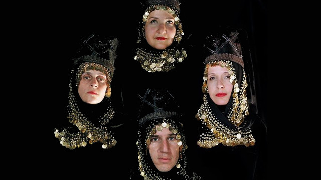 Madame Headdress