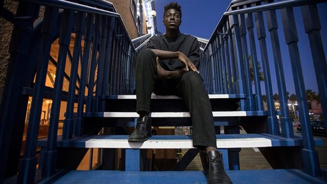 Moses Sumney (Photo by Carl Pocket)