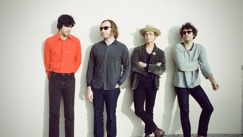 Allah-Las (Photo by Laura Lynn Petrick)