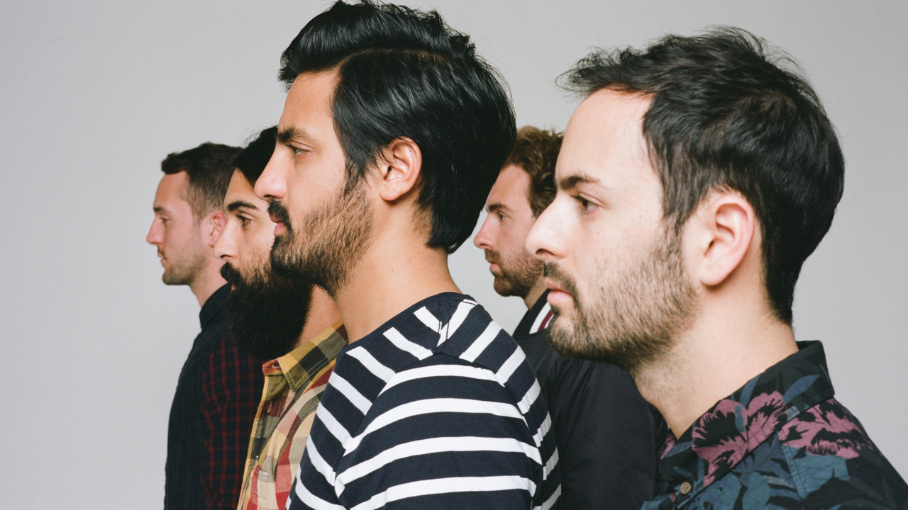 Young the Giant (Photo by Lauren Dukoff)