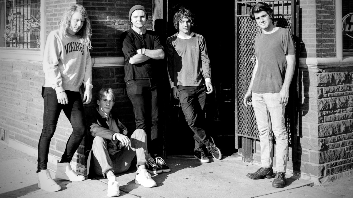 The Orwells (Photo by Kelly Puleo)