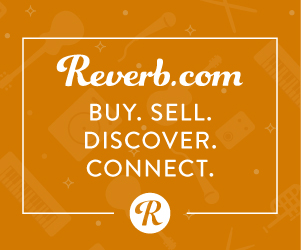 Reverb.com is giving you $10 for music gear! Sign up to claim your Reverb Bucks.