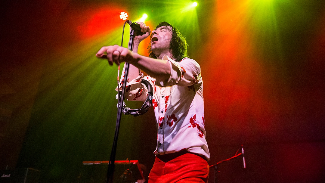 Primal Scream at the Regent Theater (Photo by Carl Pocket)