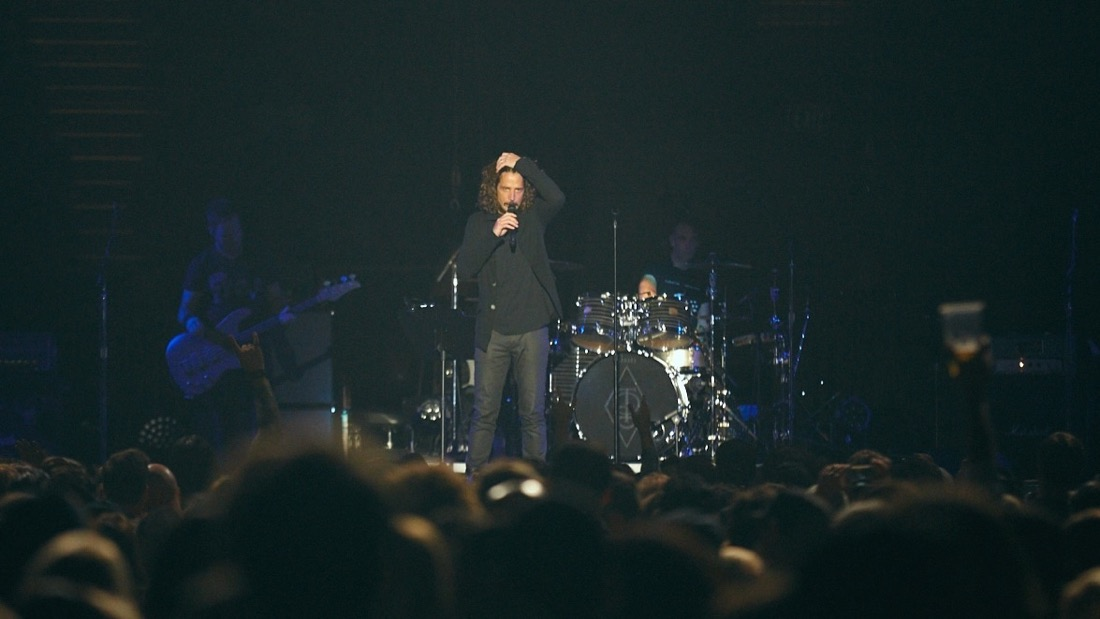 Temple of the Dog at the Forum (Photo by David Benjamin)