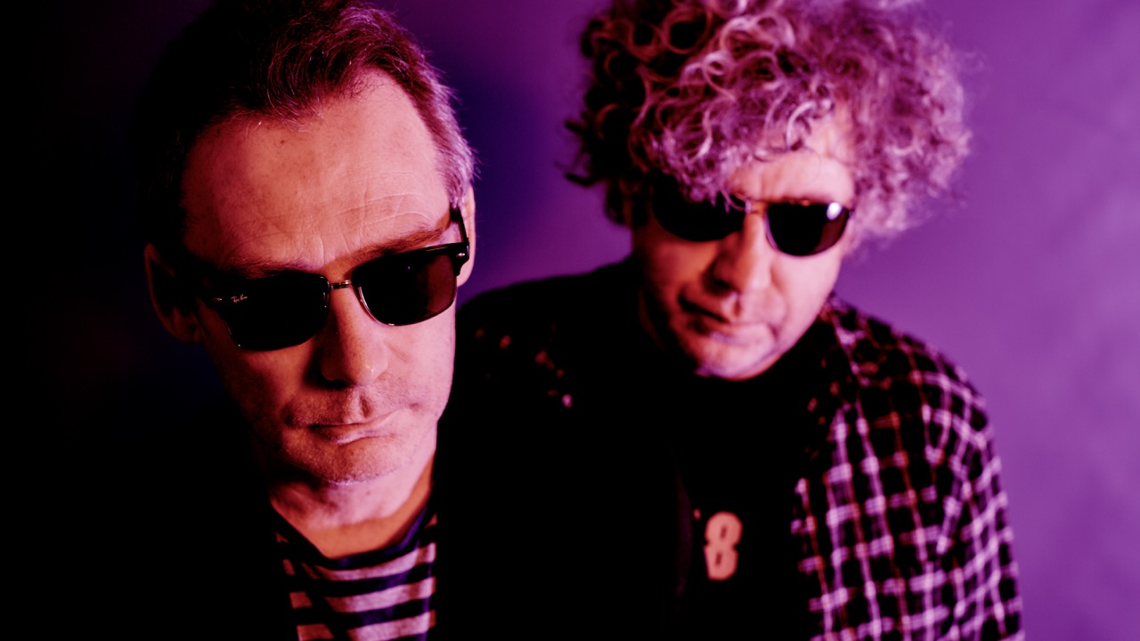 The Jesus and Mary Chain (Photo by Steve Gullick)