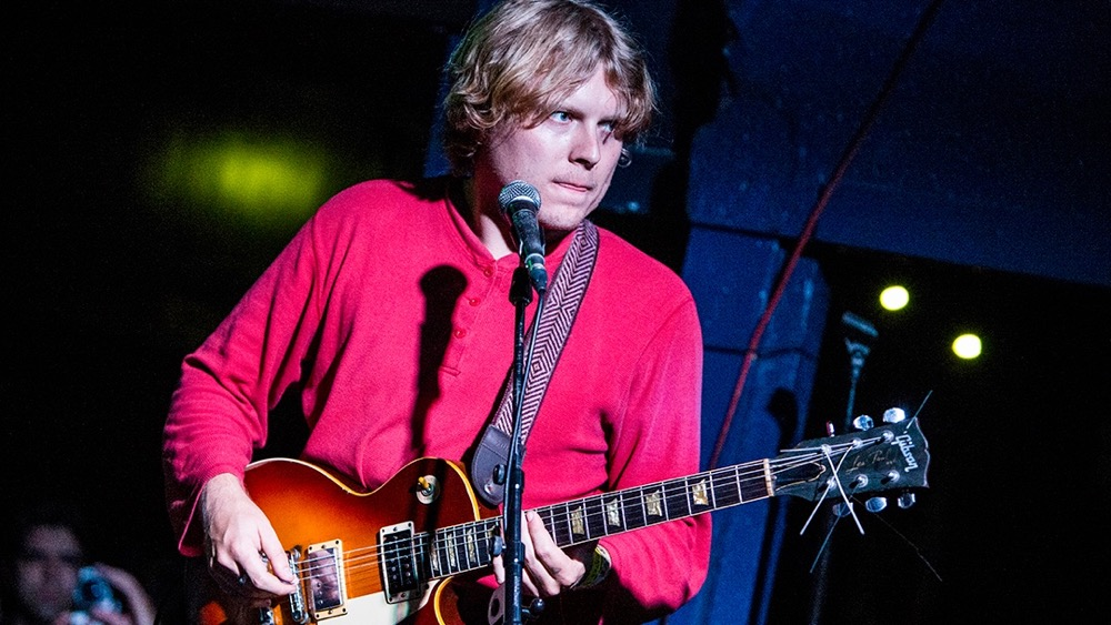 Ty Segall, just added to the lineup for Saturday's Smell benefit show at the Belasco Theater (Photo by Carl Pocket)