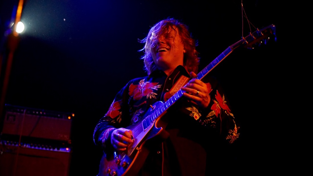 Ty Segall at the Teragram Ballroom (Photo by David Benjamin)