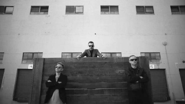 Depeche Mode (Photo by Anton Corbijn)