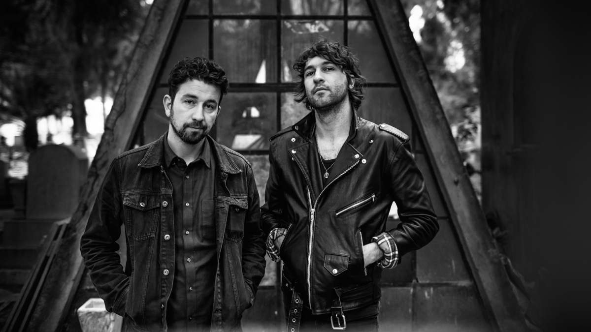 Japandroids (Photo by Camilo Christen)