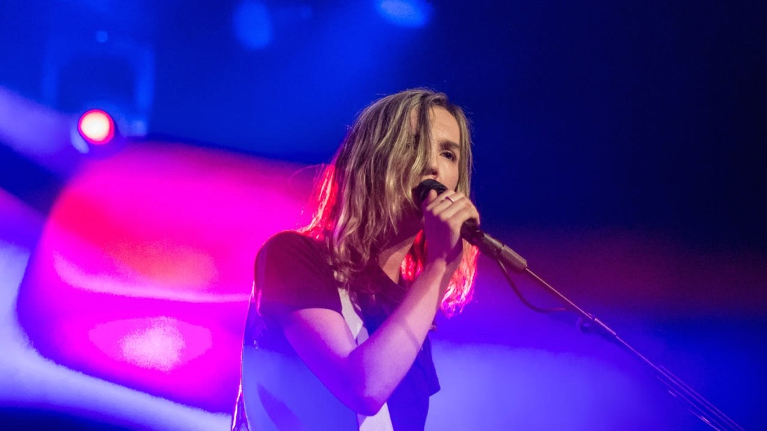 The Japanese House (Photo by Jessica Hanley)