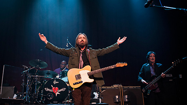 Tom Petty & the Heartbreakers (Photo by Laurie Scavo)