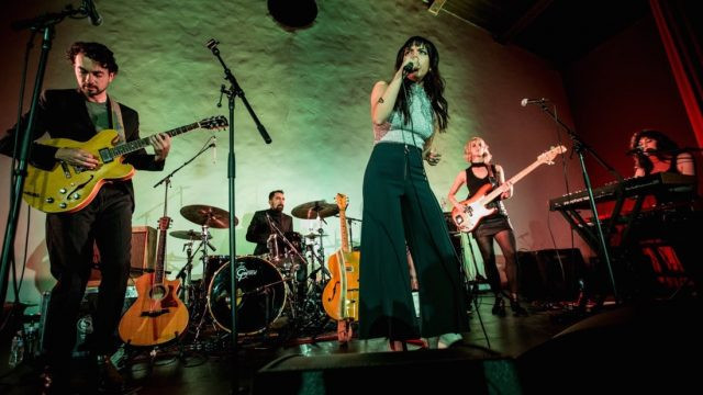 Hurray for the Riff Raff at the Masonic Lodge (Photo by Jessica Hanley)