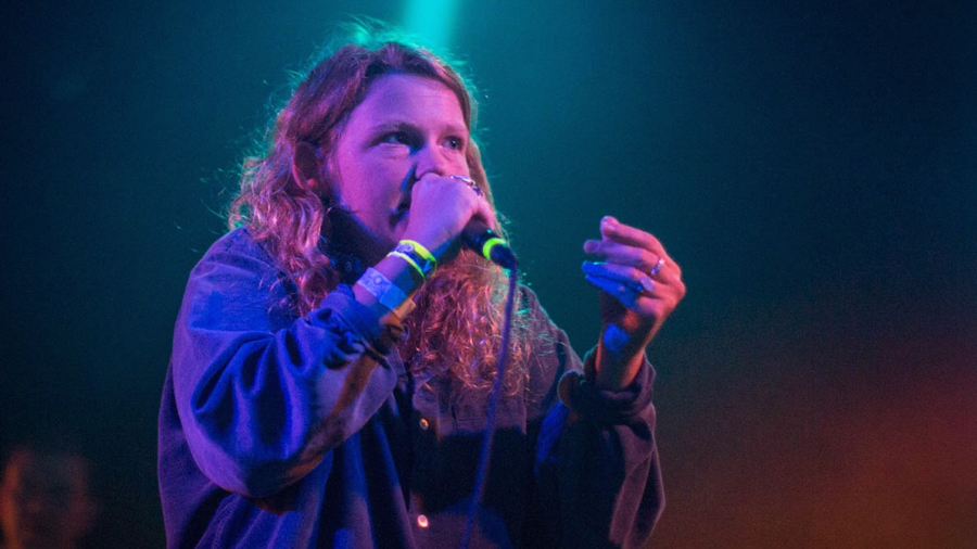 Kate Tempest at the Echoplex (Photo by Jessica Hanley)