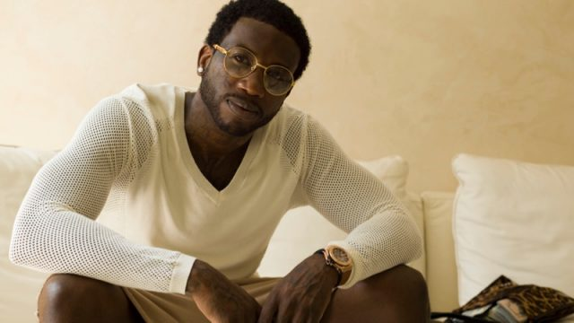 Gucci Mane (Photo by Jonathan Mannion)