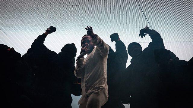 Kendrick Lamar (Photo by Greg Noire, courtesy of Coachella)