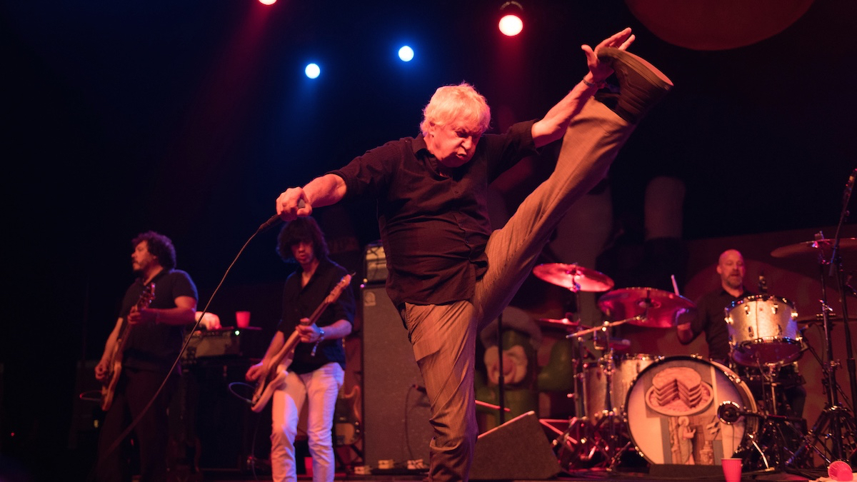 Guided by Voices at Coachella (Photo by Roger Ho, courtesy of Coachella)