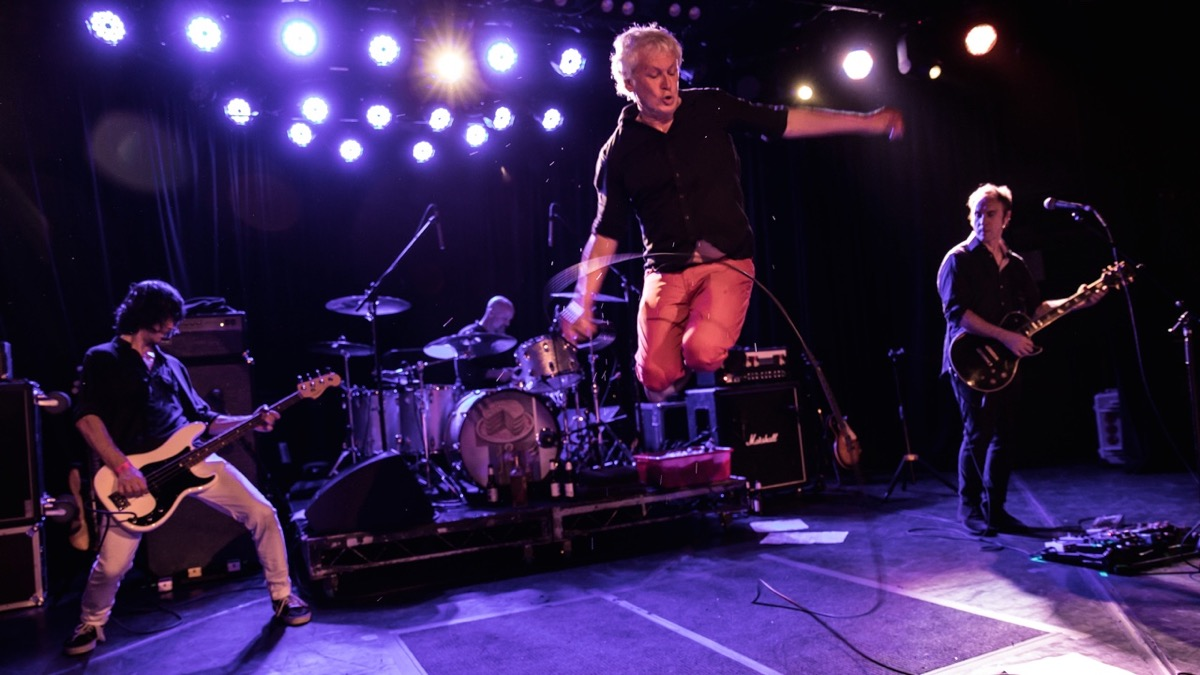 Guided by Voices at the Roxy (Photo by Ashly Covington)