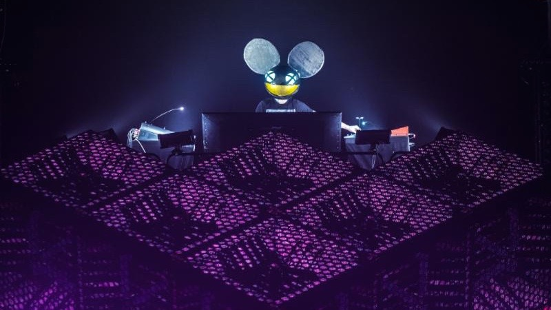 Deadmau5 (Photo by Chris Lazzaro)