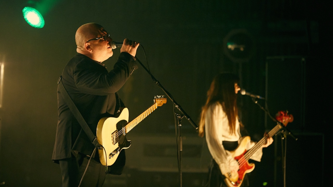Pixies at the Theatre at Ace Hotel (Photo by David Benjamin)