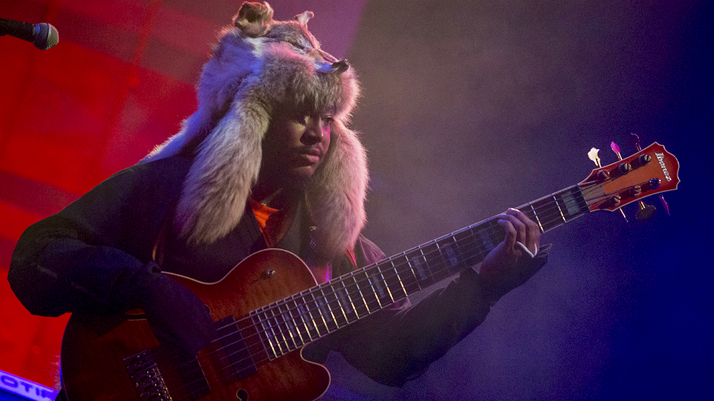 Thundercat (Photo by Carl Pocket)