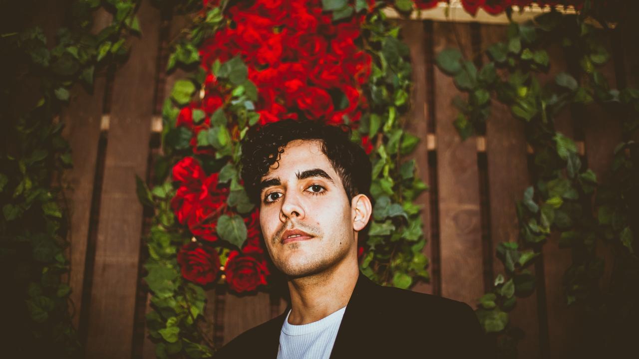Alan Palomo, aka Neon Indian