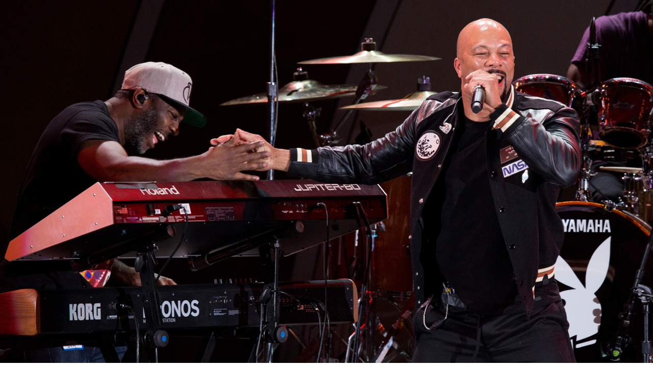 Common at the Playboy Jazz Festival (Photo by Craig T. Mathew and Greg Grudt/Mathew Imaging)