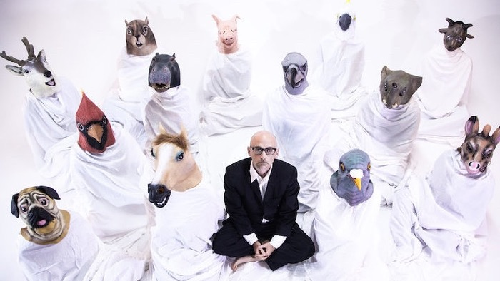 Moby (Photo by Melissa Danis)