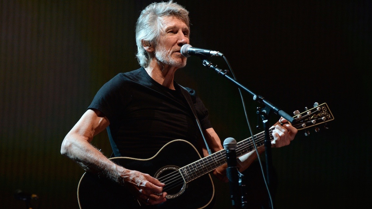Roger Waters, in October at Desert Trip (Photo by Kevin Mazur/Getty Images for Desert Trip)