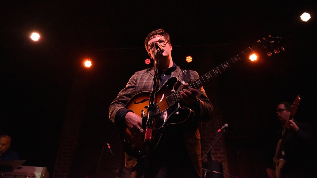 Nick Waterhouse, last year at the Bootleg Theater (Photo by Mitch Livingston)