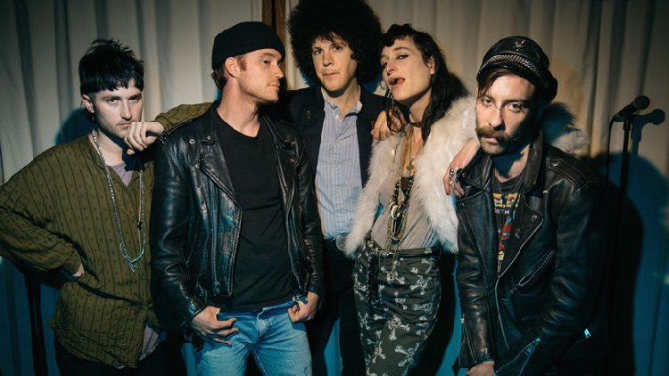 Black Lips (Photo by Lance Laurence)