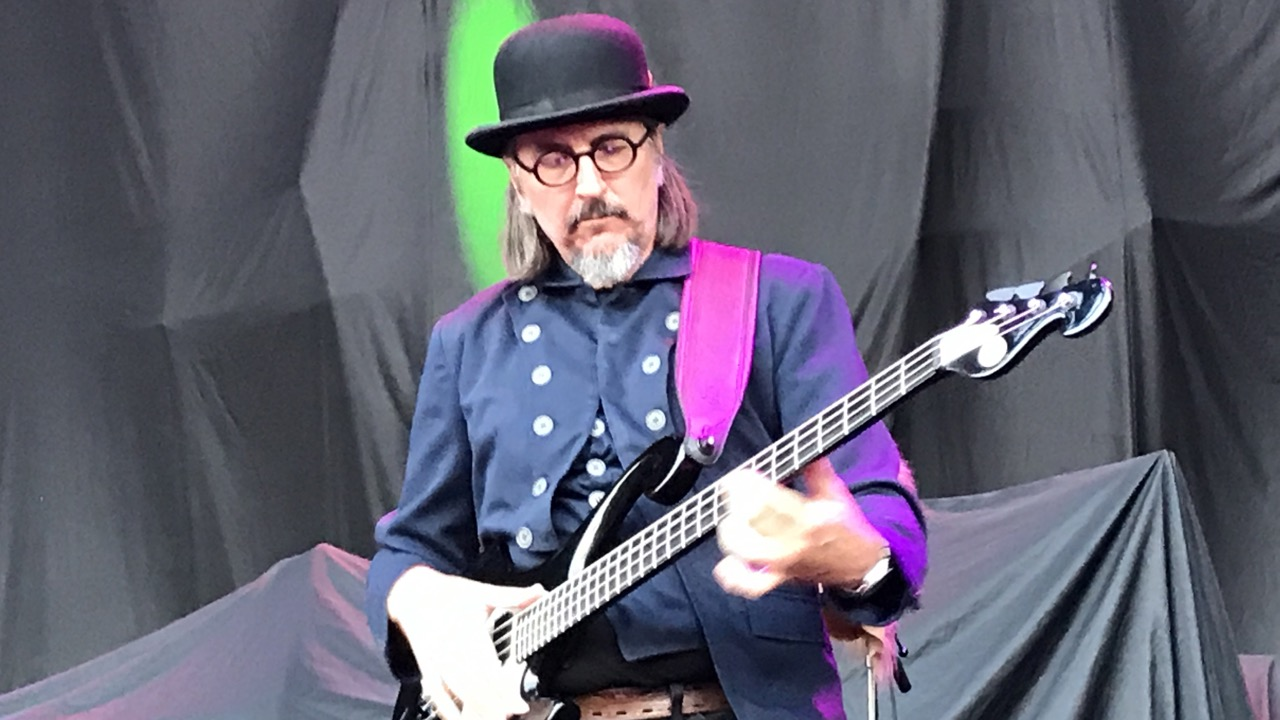 Primus, opening for Tool in June (Photo by Roy Jurgens)